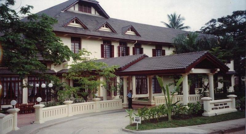 Indochina luxury holiday package indochina holiday packages - Settha palace hotel swimming pool ...